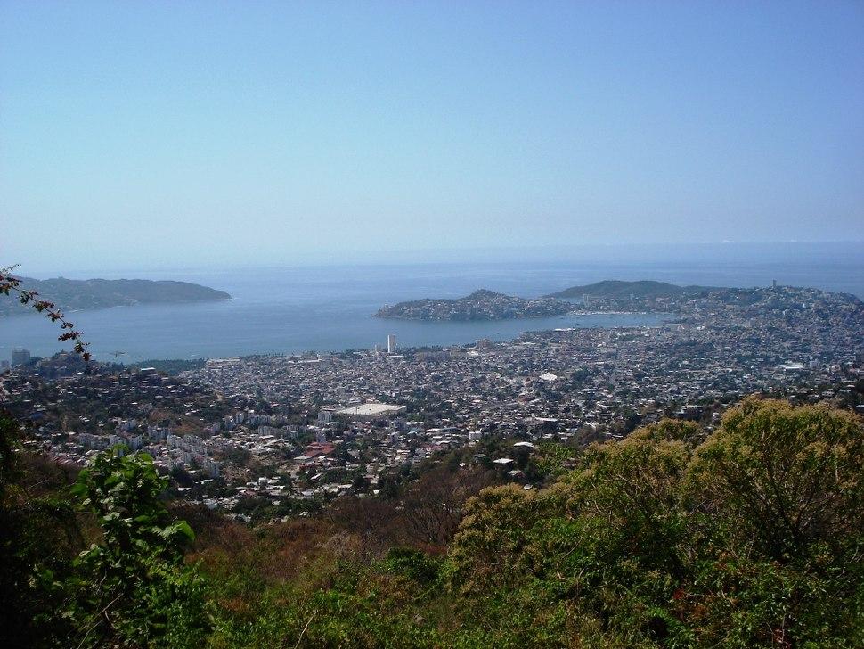 Acapulco - Palmasola-Punto-mas-alto