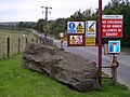 Access Road to Douglas Muir Quarry - geograph.org.uk - 61256.jpg