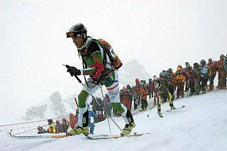Adamello Ski Raid