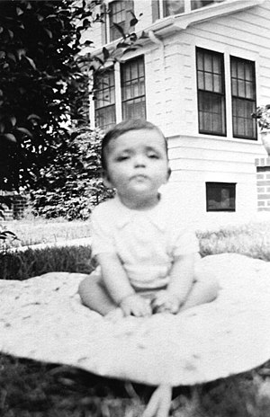 Adi Da - Adi Da as an infant, 1940