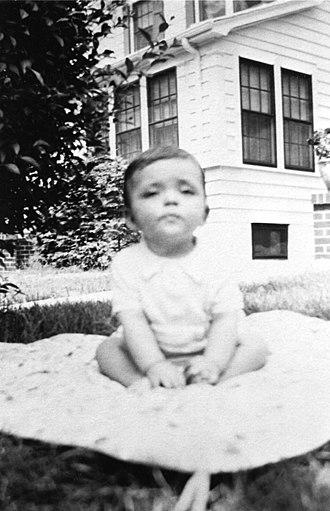 Adi Da - Adi Da as an infant, 1940