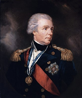 William Waldegrave, 1st Baron Radstock - Admiral Lord Radstock