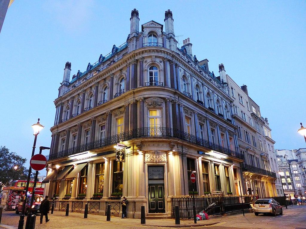 Admiralty, Trafalgar Square, WC2 (22893265296)