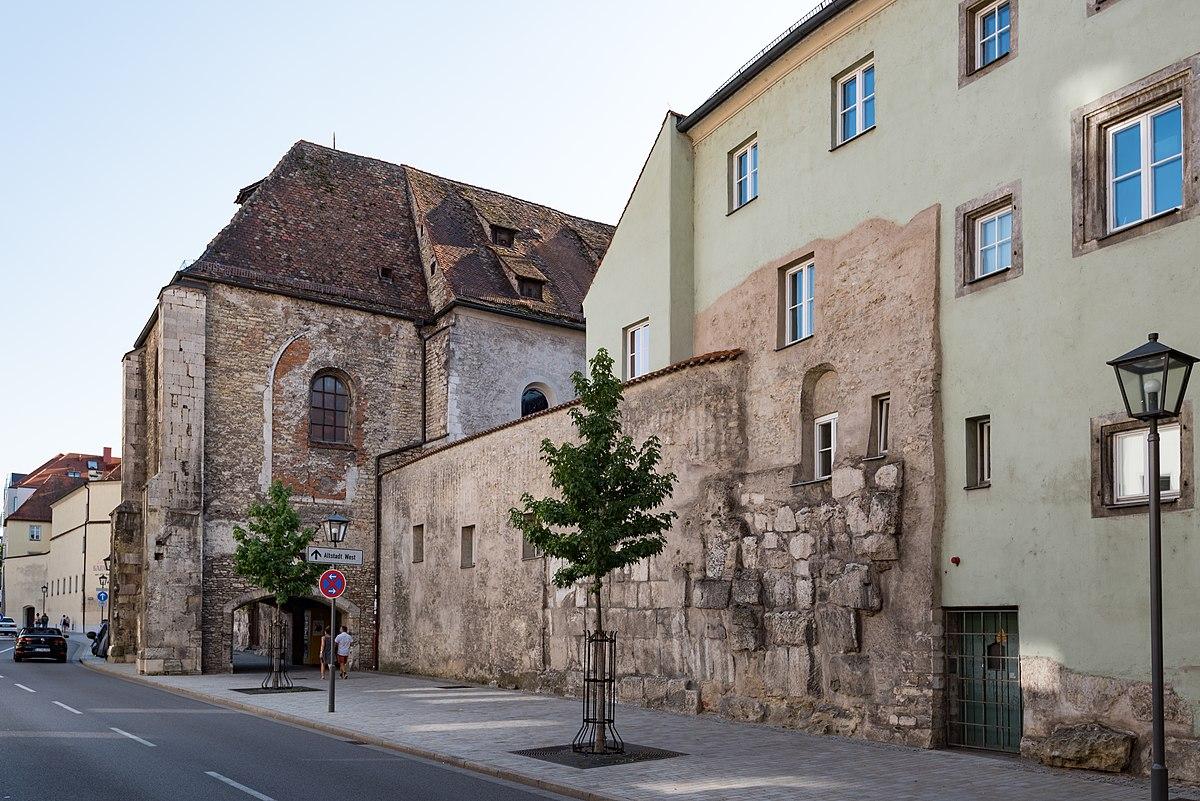 Kirche St Paul Regensburg