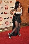 Adrianna Lynn at AVN Awards 2011 3.jpg