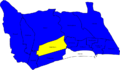 Adur 2006 election map.png