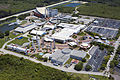Aerial view of most of the KSC visitor complex.jpg