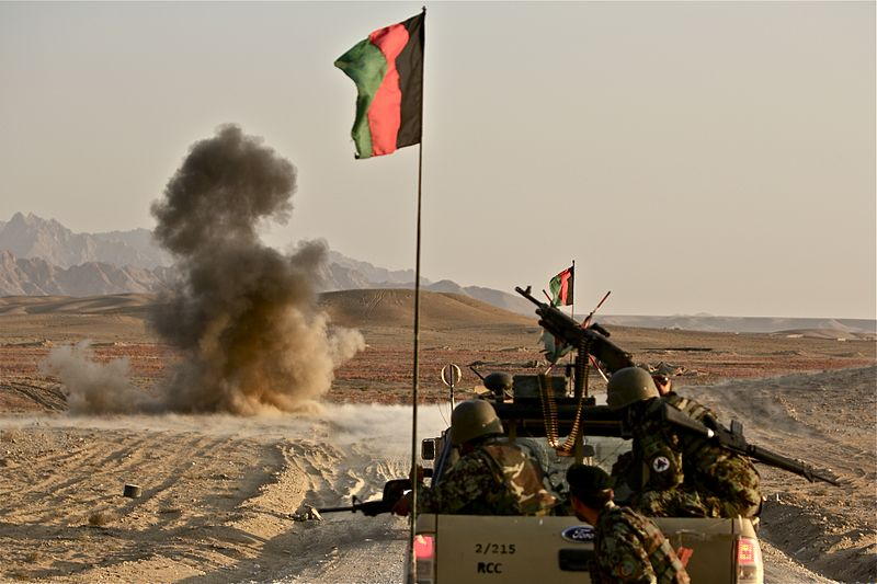File:Afghan Army neutralizes IED.jpg
