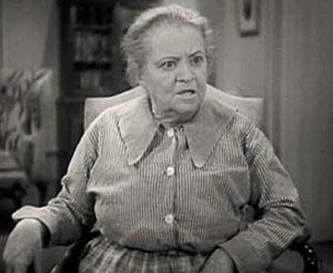Aggie Herring - Herring in The Dark Hour, 1936