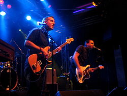 The Aggrolites live in Schweden