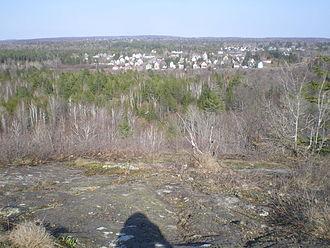 Ahmeek, Michigan - Panorama