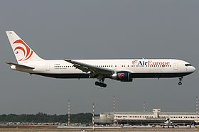 Air Europe Italy Boeing 767-300ER Pierobon.jpg