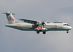 ATR 72 der Air Tahiti