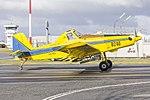 Air Tractor AT-502B (VH-HGV) taxiing at Wagga Wagga Airport 1.jpg