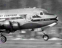 Air Transport Command C-54 taking off.jpg