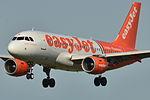 "Airbus A319-100 easyJet (EZY) ""Linate - Fiumicino per tutti"" G-EZIW - MSN 2578 (10277130994).jpg"