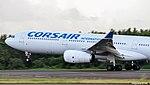 Airbus A330-300 (Corsair) (24092254252).jpg