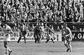 Ajax tegen Tatabanya 1-2 Piet Ouderland liep ongelukje op - NA - 914-0577.jpg