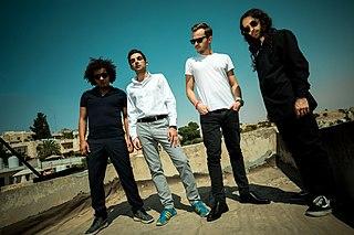 Jordanian rock band