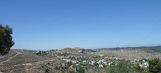 al-Walaja Municipality type D in Bethlehem, State of Palestine