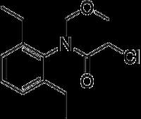 Strukturformel von Alachlor