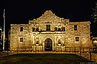 't Alamo-fort in San Antonio.