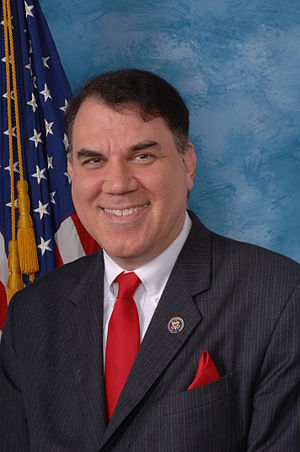 Florida congressman Alan Grayson.