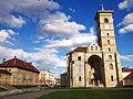 Alba Iulia - Catedrala Sf.Mihail Aprilie 2013.JPG
