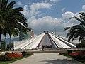 Albania-Tirana3-Pyramid of Tirana.JPG