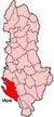 Okręg Wlora