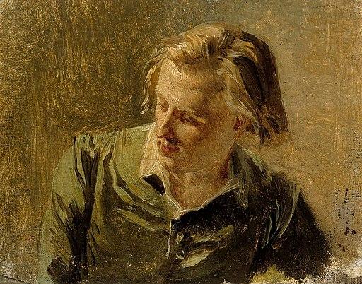 Albert Edelfelt - Portrait of a Young Man - A IV 3884 - Finnish National Gallery