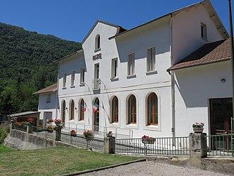 Albiès - Albiès Town Hall