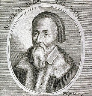 image of Albrecht Altdorfer from wikipedia