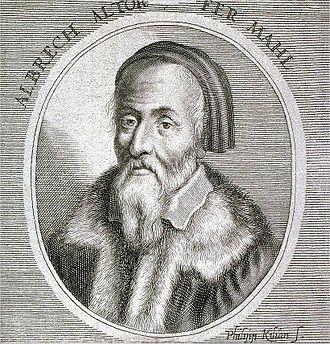 Albrecht Altdorfer - Albrecht Altdorfer by Philipp Kilian