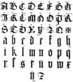 Albrecht Durer Alphabet.png