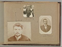 Album of Paris Crime Scenes - Attributed to Alphonse Bertillon. DP263830.jpg