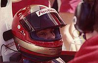 Alex Caffi, 1991.