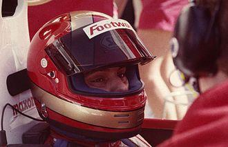 Alex Caffi - Image: Alex Caffi 1991