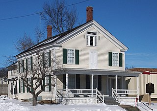 Alexander Faribault House United States historic place