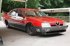 Alfa Romeo 164 - Wikipedia on