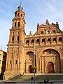 Alfaro - Colegiata de San Miguel, exterior 02.jpg