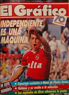 Carlos Alfaro Moreno Argentine footballer