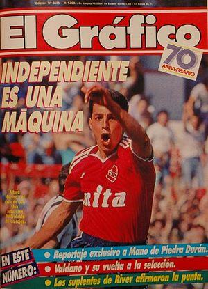 Carlos Alfaro Moreno - Image: Alfaro Moreno 1989