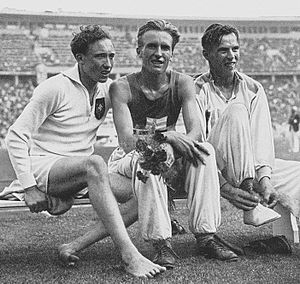 Athletics at the 1936 Summer Olympics – Men's 3000 metres steeplechase