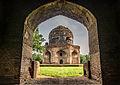 Ali Mardan Tomb from Main Gate.jpg