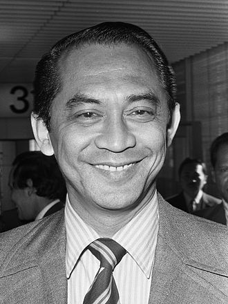 Coordinating Ministry for Maritime Affairs (Indonesia) - Image: Ali Sadikin (1975)