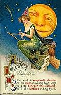 All Hallween Card 1911