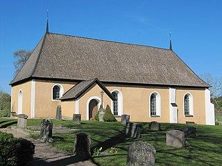 Almunge Church