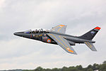 Alpha Jet - RIAT 2009 (3749595691).jpg