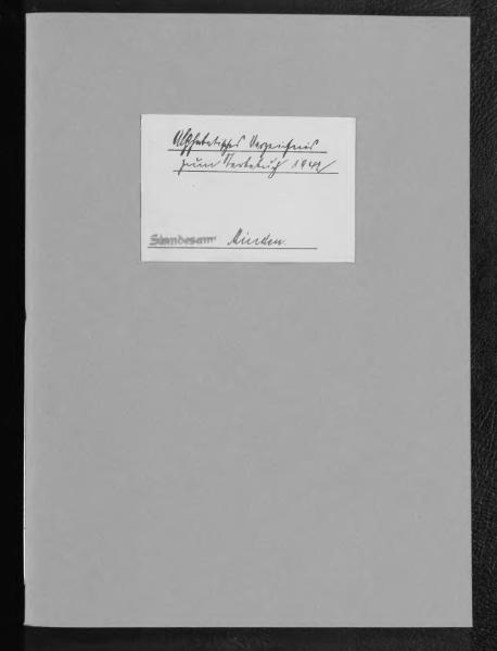 File:Alphabetisches Namensverzeichnis zum Sterberegister des Standesamtes Minden, 1942.djvu
